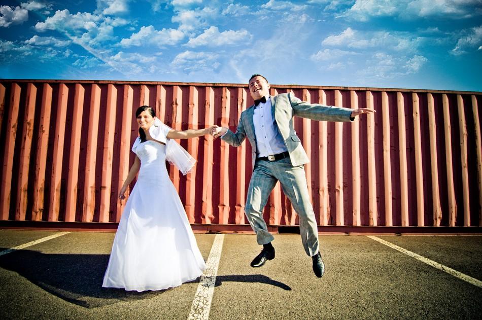 Plener ślubny Agnieszki i Pawła