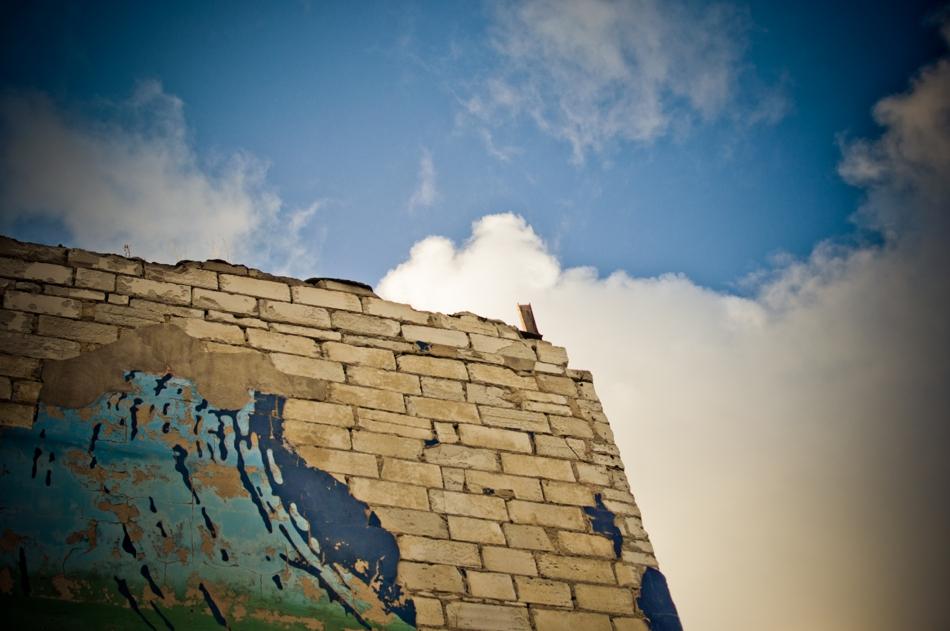 Opuszczone hale Polifarbu
