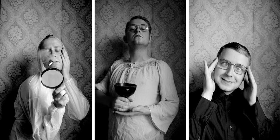 Seria Portretów Dziwnych