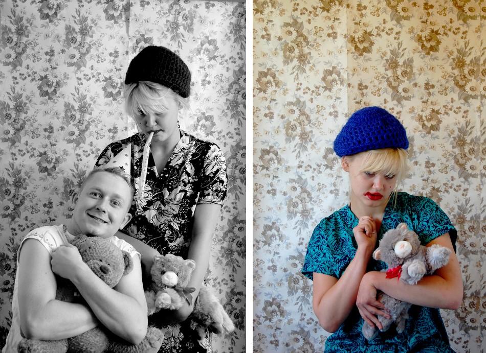 Seria Portretów Dziwnych / Debiuty 2009