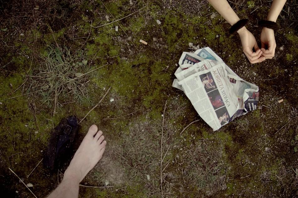 Leżę w trawie / Poezja Ulicy