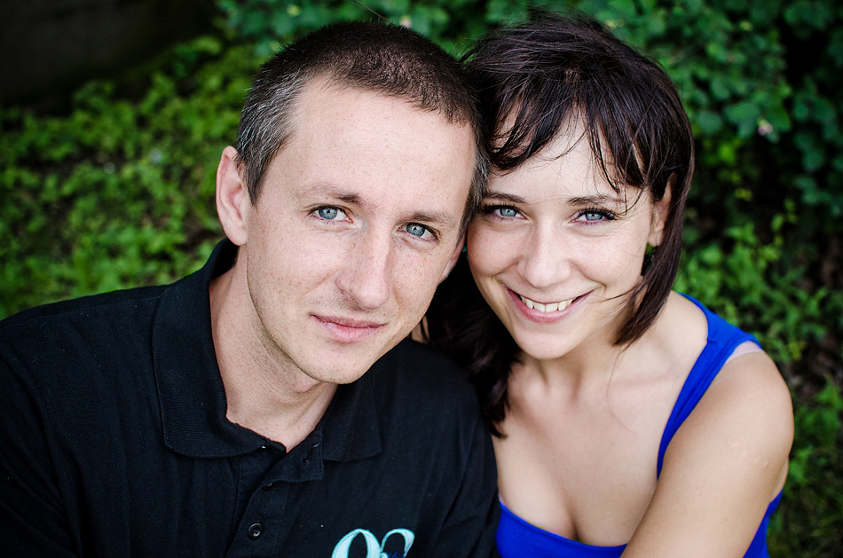 Hania i Paweł …