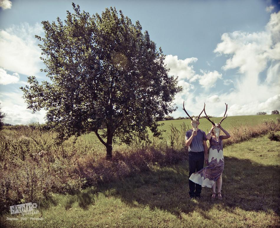 Basia i Romek – sesja narzeczeńska