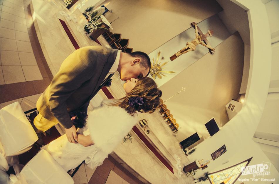 Ślub Basi i Romka