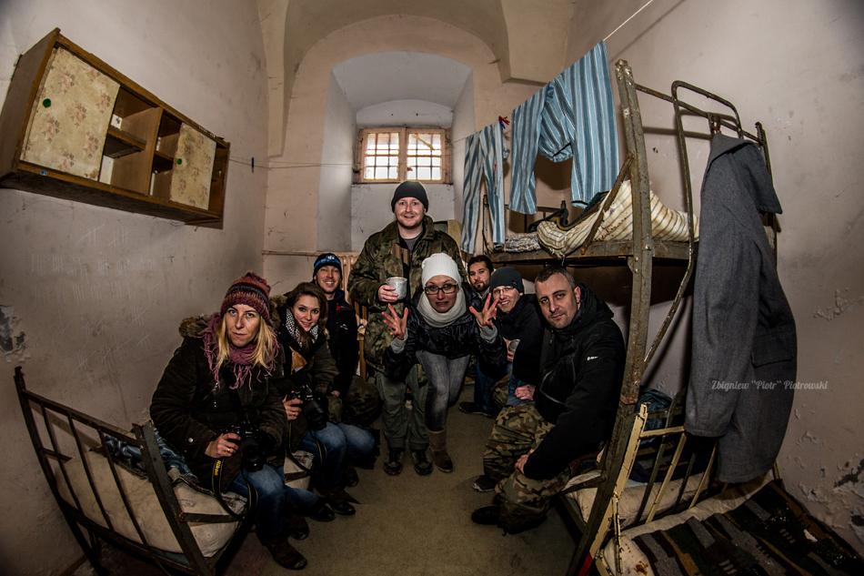 3GE na podbój więzienia w Łęczycy