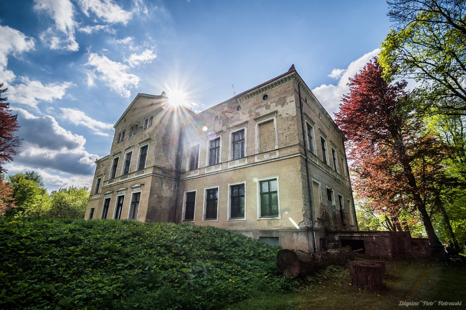 Pałac hrabiny Marion Dönhoff, Kwitajny
