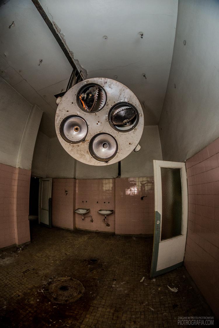 Mała Moskwa – poradziecki szpital w Legnicy