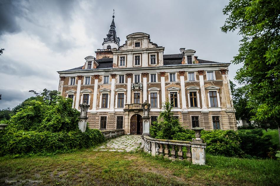 Letni pałac rodziny Hochbergów