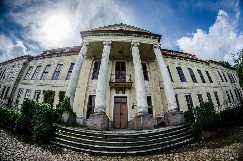 Pałac rodu von Dönhoff, Drogosze