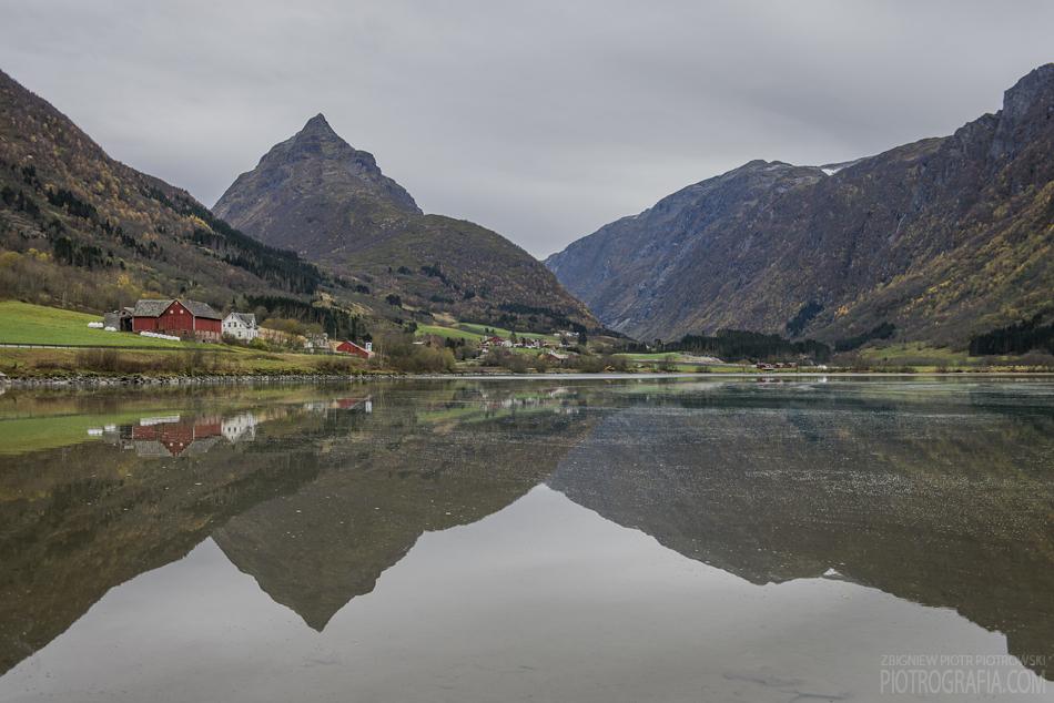 Andre dag i Norge / Drugi Dzień w Norwegii