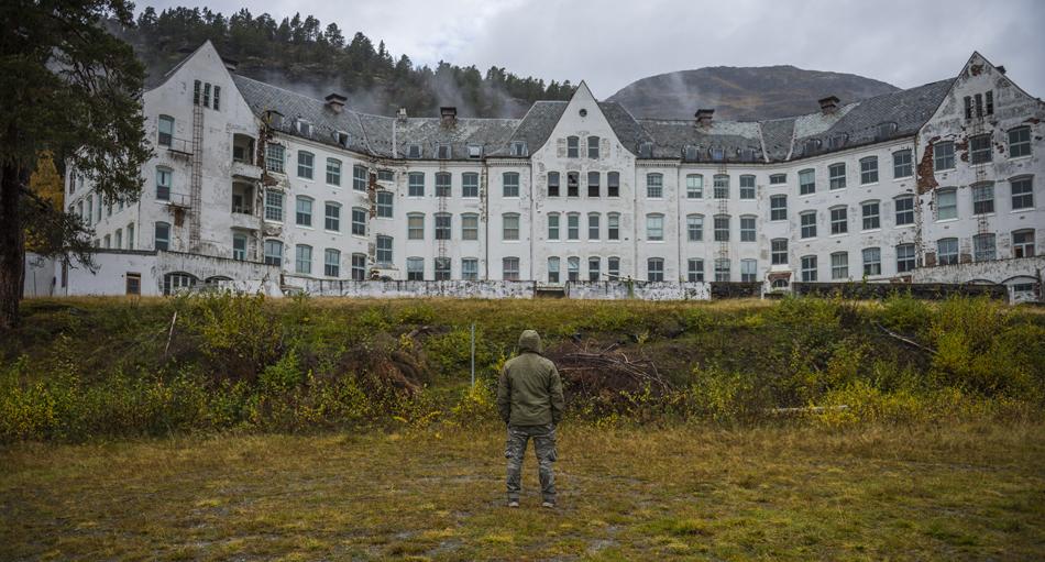 Tredje dag i Norge / Trzeci dzień w Norwegii część 2 / Sanatorium Harastølen