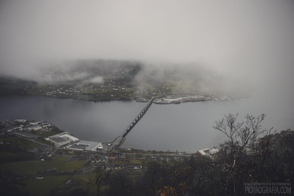 Fjerde dag i Norge / Czwarty dzień w Norwegii