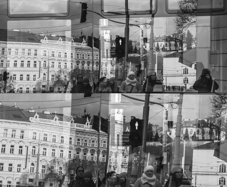 Druhý den.  Česká republika . Prague