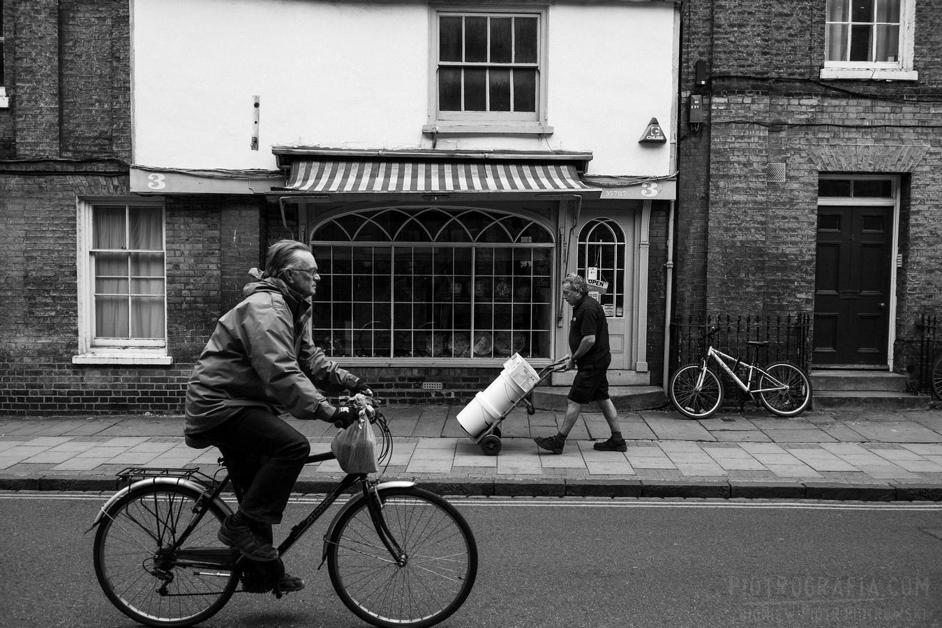 Jeden dzień w Cambridge