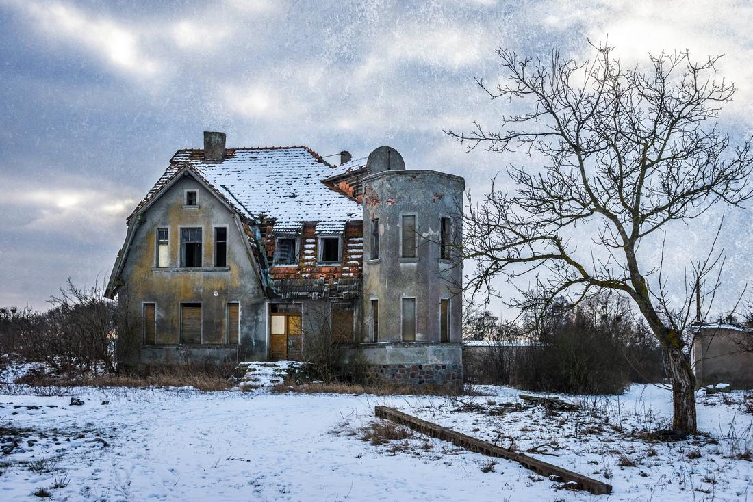 Fotograf z Gdyni i pałac z horroru, Dalwin