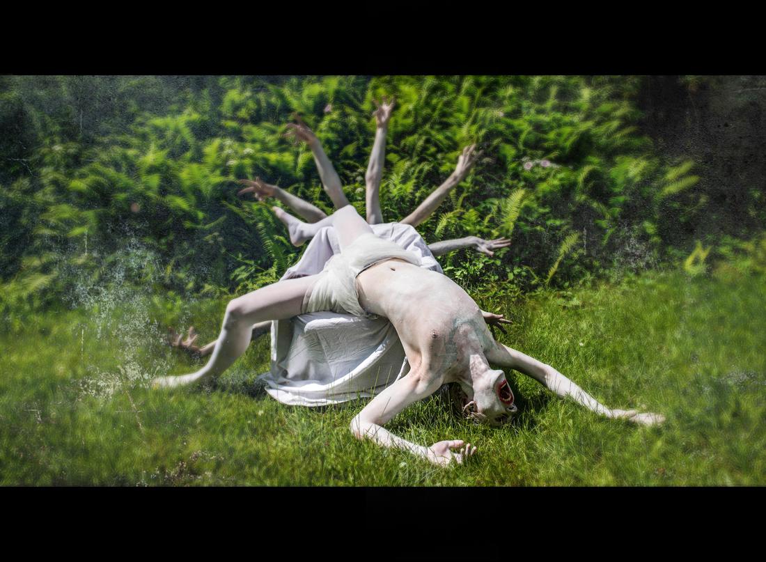 Horror w fotografii – zajęcia w Trójmiejskiej Szkole Fotografii