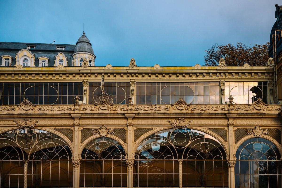 Praga, Pilzno, Mariańskie Łaźnie – zapis trzeci