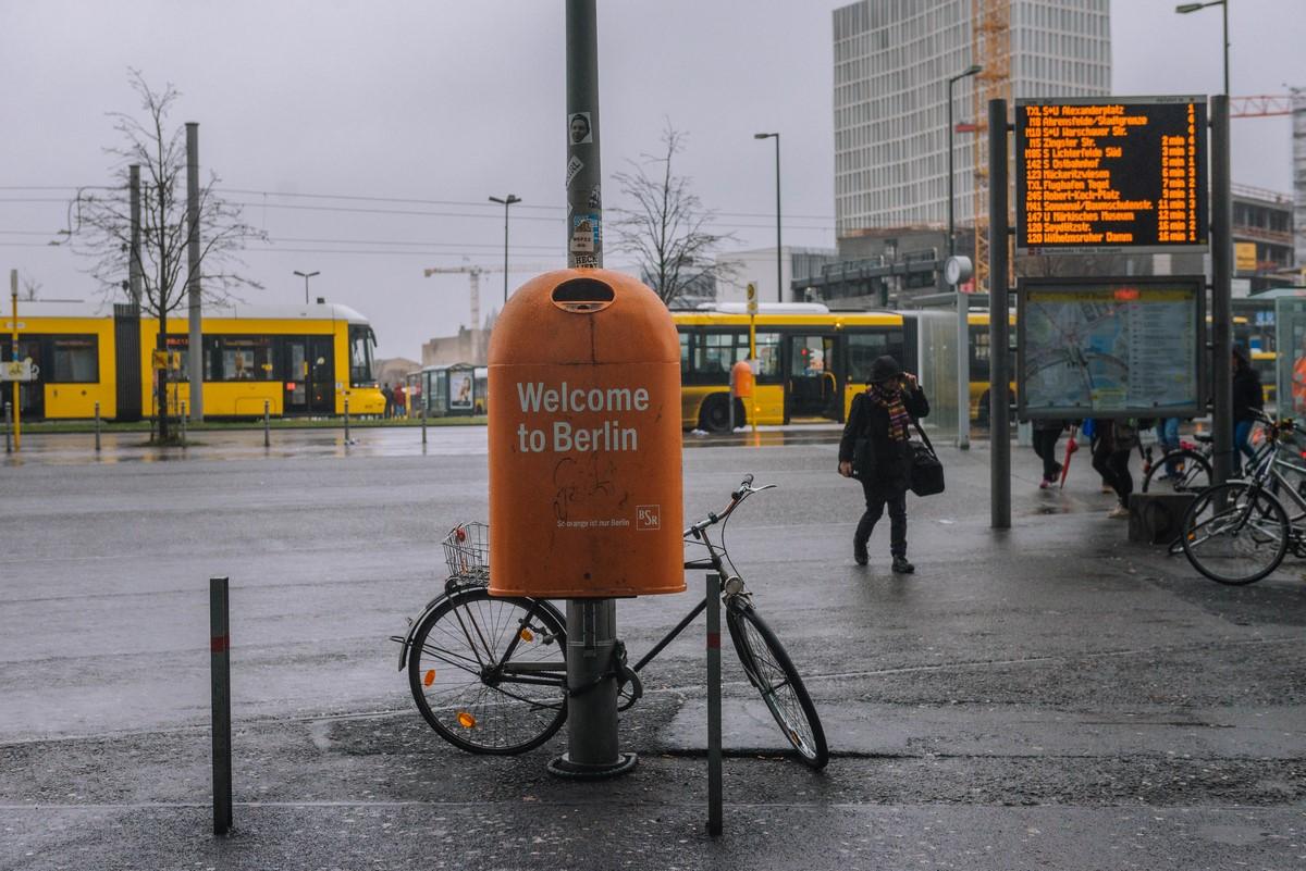 Następna stacja – Berlin