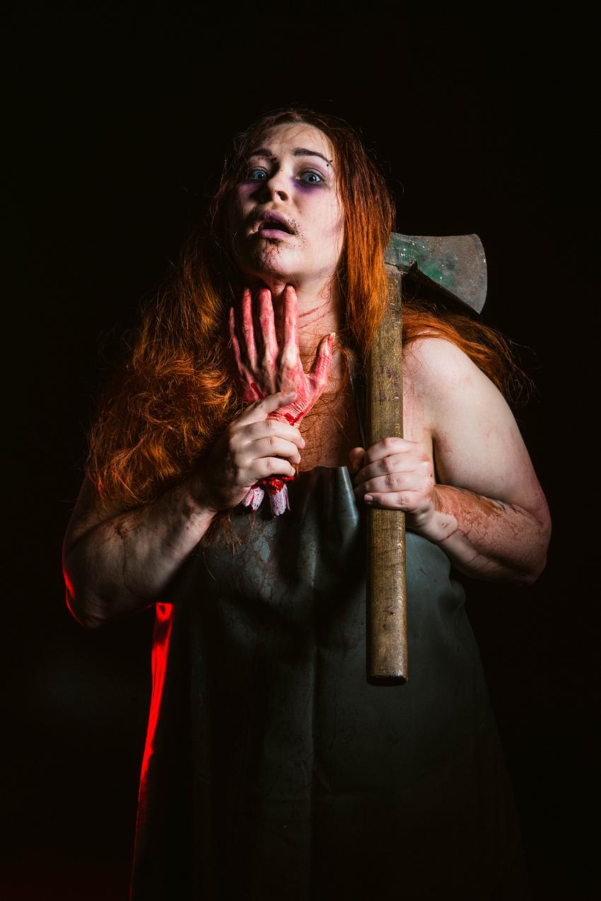 Horror – zajęcia w Trójmiejskiej Szkole Fotografii