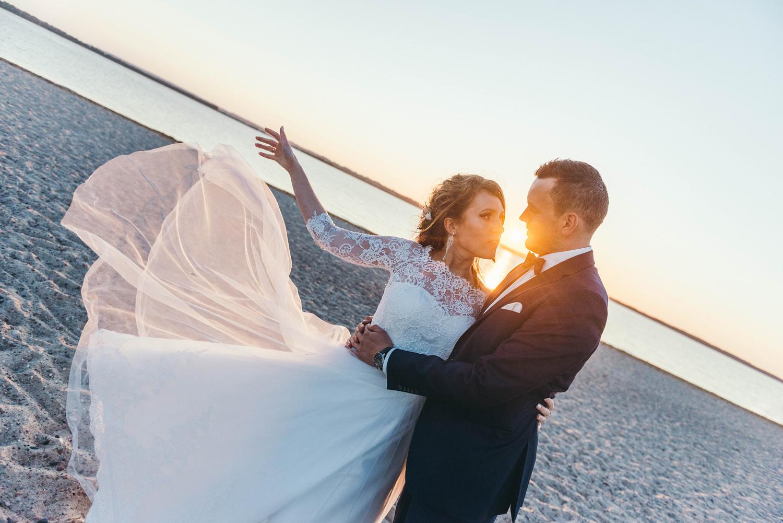 Ania i Bartek – plener ślubny