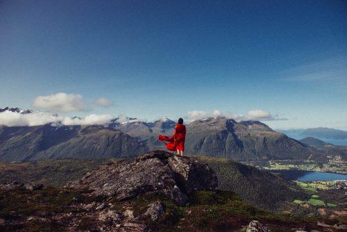 Norweski codziennik, sierpień 2017, migawki – dużo zdjęć