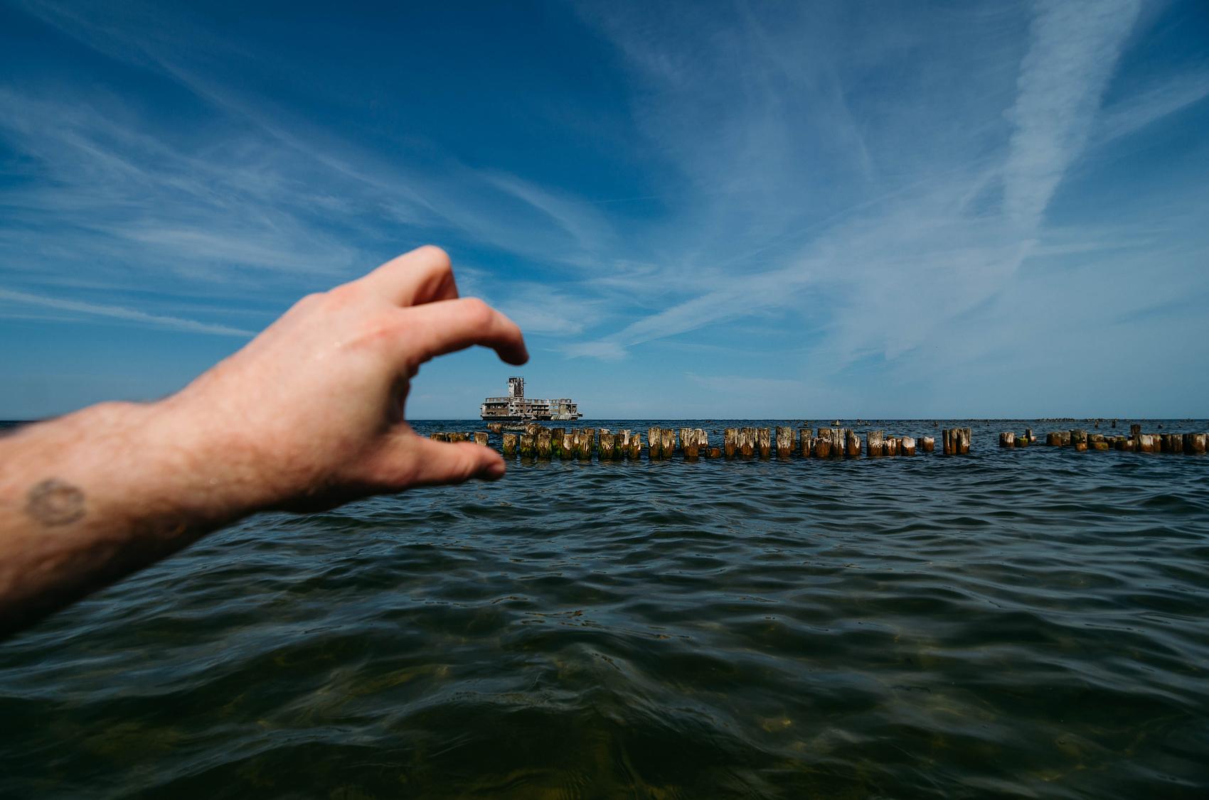 Fotograf w Gdyni – plaża na Babich Dołach