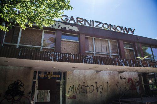 Opuszczony Klub Garnizonowy na Helu